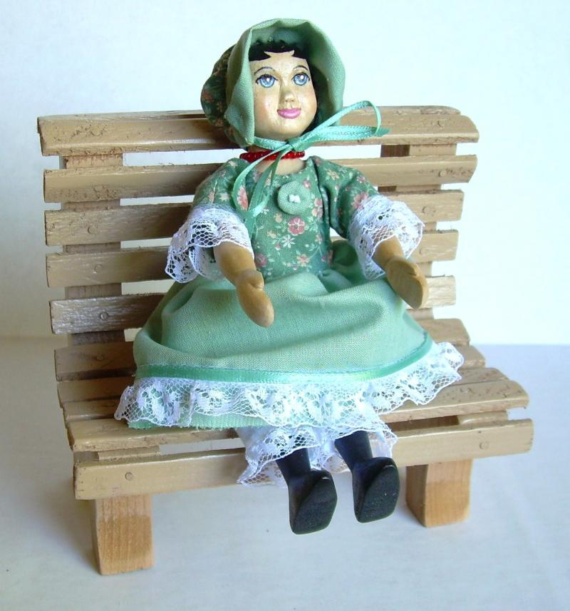 "#11, HITTY ""Lorie"", commissioned doll, $150.00 + $10.00 s/h, SOLD"