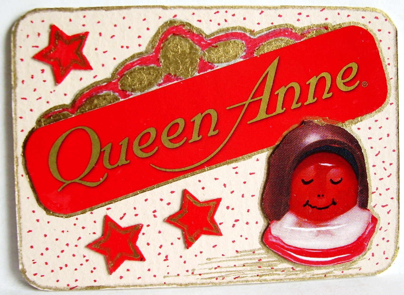 "#12, ""Queen Anne - Candy"", ORIGINAL $5.00, FREE shipping"