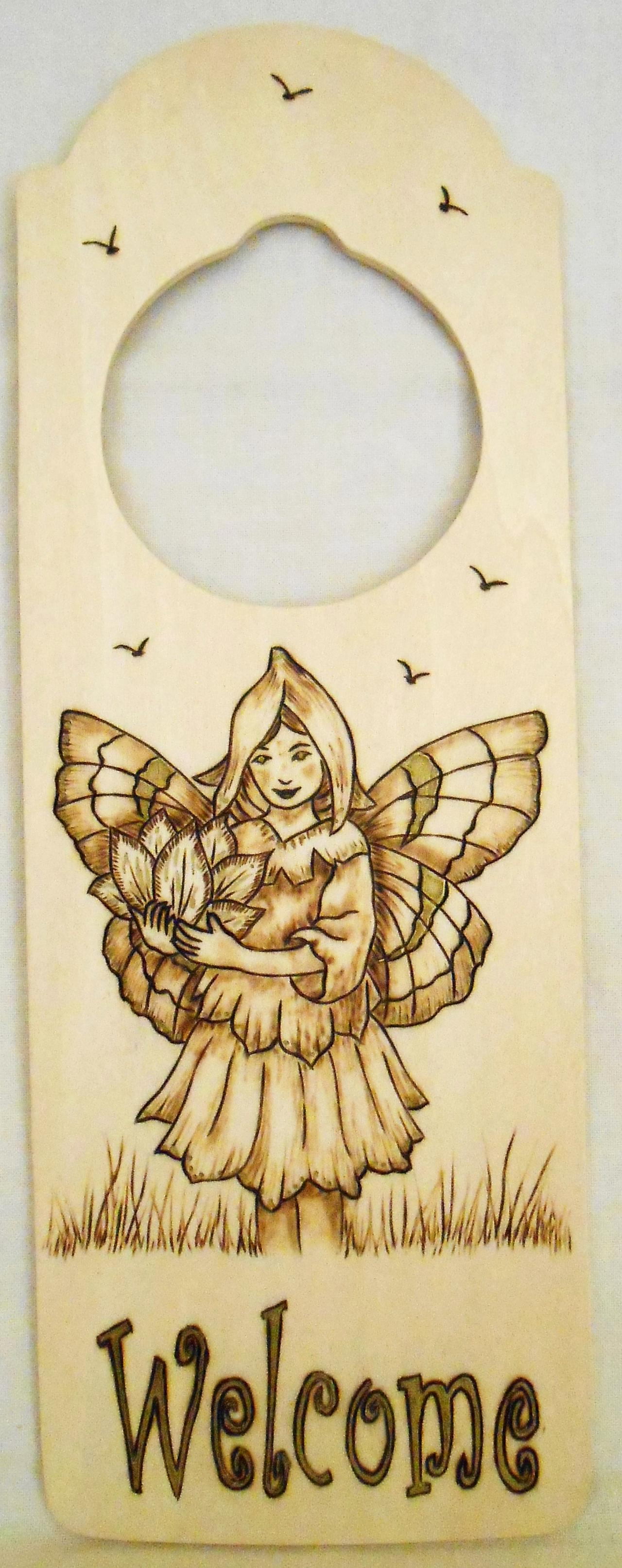 COUSINS ORIGINALS offers PYROGRAPHY, i.e. Pyro-engraved (woodburned ...