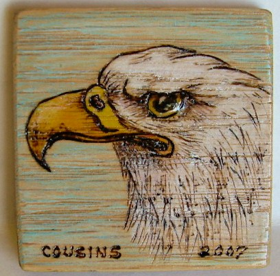 #48, EAGLE.  $8.00, S/H $3.00.  Commissions $15.00